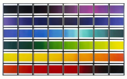 The Colour Spectrum Series